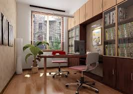 office space decoration. Office:Antique Home Office Space Idea With Natural Plant Decoration Antique I