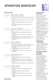 Senior Ux Designer Resume 5 Secrets To Design An Excellent Ux