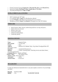Outstanding How To Add Extra Curricular Activities In Resume 60 With  Additional Creative Resume with How To Add Extra Curricular Activities In  Resume