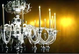chandelier with candles chandeliers candles glass candle chandelier idea with for over dining regarding inspirations 1