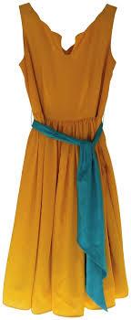 Modcloth Gold Nocole Parker For Mid Length Cocktail Dress Size 12 L 52 Off Retail