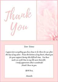 Business Thank You Note Cards Thank You Note Card Template Business Thank You Note Template