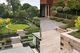 ... Great Pictures Of Garden Landscaping Design And Decoration For Your  Inspiration : Fabulous Modern Garden Landscaping ...