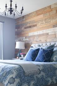diy wood accent wall
