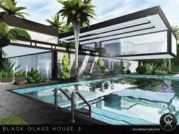 pralinesims black glass house 3