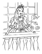 For kids & adults you can print princess or color online. Princess Coloring Page For Girls Topcoloringpages Net