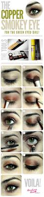 makeup ideas for prom effortless copper eye makeup these are the best makeup ideas