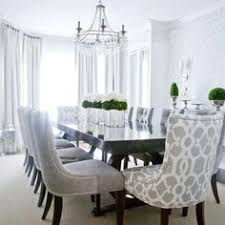 nice looking dining room upholstered chairs 7