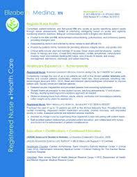 Cover Letter Entry Level Nursing Resume Sample Entry Level Nursing