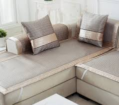 sectional sofa covers. 2016 New Arrival Plain Dyed Striped Sectional Sofa Cover Set Couch Covers Slipcovers V