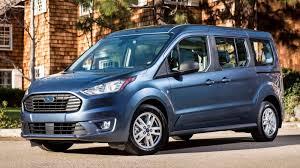Minivan Gas Mileage Comparison Chart 2019 Ford Transit Connect Fuel Economy Tops The Charts