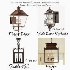 french outdoor lighting. French Farmhouse Update: Lighting And Door Hardware Selections Outdoor T