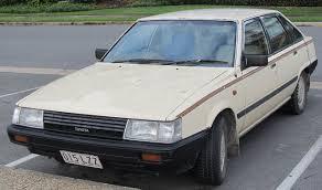 File:1984 Toyota Camry (SV11) GLi hatchback (8079275412).jpg ...