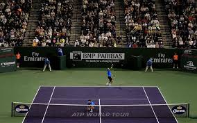 Bnp Paribas Open Friday Day Session Stadium 3 March