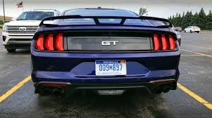 2018 ford lighting. fine ford the new 2018 ford mustang gt in details  back throughout ford lighting g