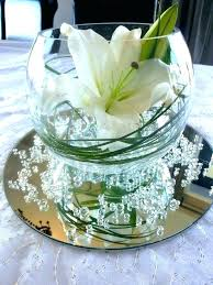 glass bowls for centerpieces large plastic fish bowl large round fish bowl elegant glass bowl wedding
