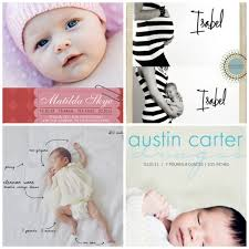 Online Announcement Cards Easy Peasy Birth Announcement Cards Baby Tips And Product