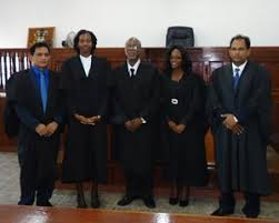 Former NAMS teacher admitted to the bar – Kaieteur News