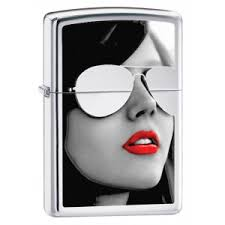 <b>Бензиновая зажигалка</b> Zippo 28274 BS <b>Sunglasses</b> - Топ Подарки ...