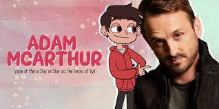 Adam McArthur Opens Up About Voicing SVTFOE's Marco Diaz | YAYOMG!