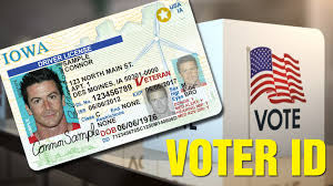 Law Goes Effect Id New Into Voter Iowa's