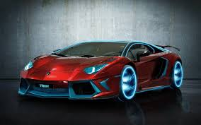 tron lamborghini aventador wallpaper hd desktop background