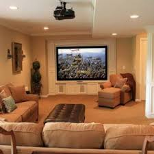 Basement ideas for family Functional Inspiration Interior Excellent Beige Fabric Sectional Sofa With Rectangular Tufted Ottoman Coffee Table Also Wide Deavitanet Excellent Beige Fabric Sectional Sofa With Rectangular Tufted