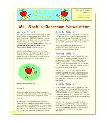 classroom rules template classroom newsletter template free editable newsletter templates for