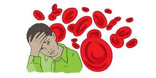 کم خونی در کودکان و درمان آن