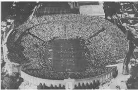 Tulane Stadium Seating Chart Tulane Stadium History Photos More Of The Site Of Super