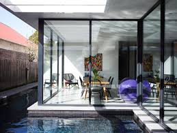 Floor to Ceiling Windows Design in Modern Style using Glass Wall Decoration  Ideas and Modern Pool