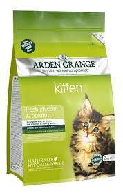 <b>Сухие корма</b> для кошек <b>Arden Grange</b>