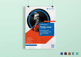 Image Result For Guest Speaker Poster Indesign Marketing