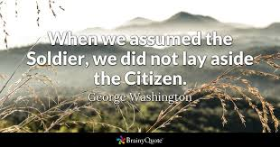 George Washington Quote Custom George Washington Quotes BrainyQuote