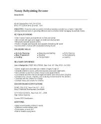 Child Care Teacher Resume Sample Perfect Examples For
