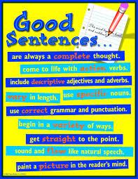 Good Sentences Chart Id 10680