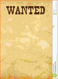 Downloadable Poster Templates Stunning Western Wanted Poster Template Photos Entry Level Resume