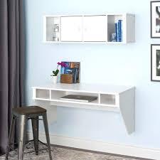 floating desk ikea shining small best wall mounted ideas on shelf
