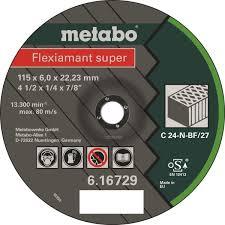 Абразивный круг по камню <b>Metabo Flexiamant</b> Super, D115 в ...
