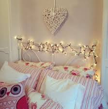 Teenage Bedroom Fairy Lights