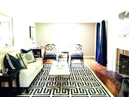greek key area rug home
