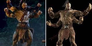 2021 - Der Goro von Mortal Kombat 2021 wird voll CGI sein - Gettotext.com