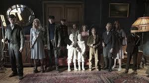 Miss Peregrine - La Casa dei Ragazzi Speciali - Film (2016)