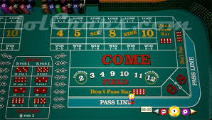 Craps Odds Chart Craps Payout Chart Craps Bet Payout Tables And Odds