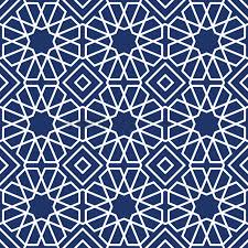 Islamic Geometric Patterns Delectable Islamic Geometric Pattern Design Vector Image 48 StockUnlimited