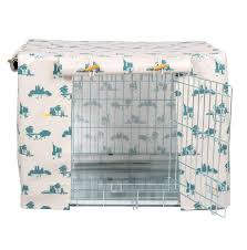 Designer Crates And Cages Amazon Com Lords Labradors Central Park Oilcloth Dog