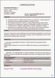 Resume Model Stunning 5116 Latest Resume Model