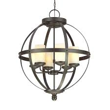 wrought iron orb chandelier iron sphere chandelier sea gull lighting in autumn bronze wrought iron single wrought iron orb chandelier