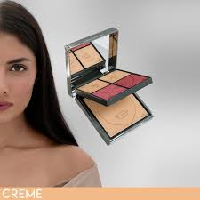 makeup palette crème