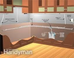 how to install under cabinet lighting in your kitchen cabinet lighting diy